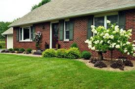 garden glamorous front yard landscaping pictures with rocks front