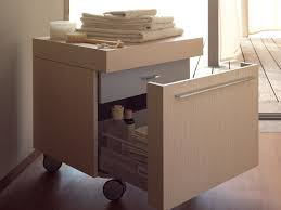 Duravit Bathroom Cabinets by Fogo Bathroom Cabinet With Casters By Duravit