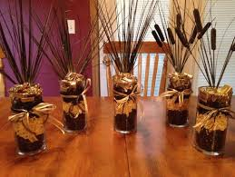 black and gold centerpieces centerpieces i made this weekend
