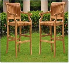 Vintage Bamboo Patio Furniture - faux wood patio chairs patio outdoor decoration