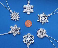 tree ornament fox snowflake snowflake ornaments snowflakes