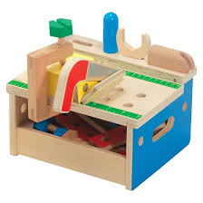 Toddler Tool Benches - melissa u0026 doug hammer and saw tool bench wooden building set