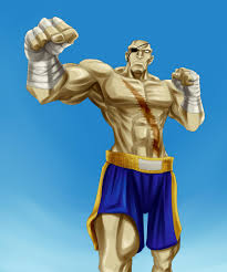 from street fighter main character name the boss tribute round 1 fighting games sagat street fighter i