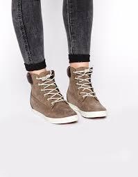 timberland earthkeeper glastonbury slush grey nubuck women shoes