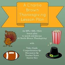 a brown thanksgiving lesson plan by walton burns tpt