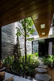 home interior garden casa veintiuno by hernandez silva arquitectos decoration