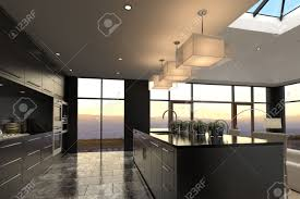 interior kitchen kitchen modern luxury normabudden com