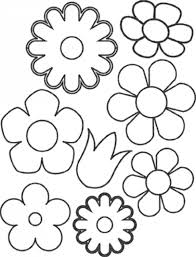 coloring pages winsome coloring pages draw easy flowers coloring