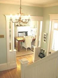 wainscotting love the design in a dining room and bathroom home