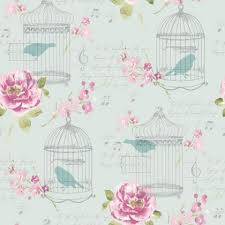alice wallpaper pink and teal at homebase be inspired and