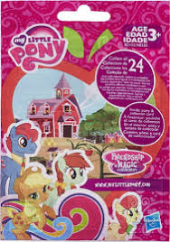 My Little Pony Blind Packs My Little Pony Blind Bag Box Wave 13 24 Packs Tesla U0027s Toys