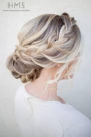 how to wrap wedding hair best 25 wedding hair updo ideas on pinterest wedding updo