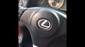 lexus recall on dashboards lexus sticky dash fix youtube
