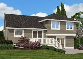 split level home split level home plan for narrow lot 23444jd architectural