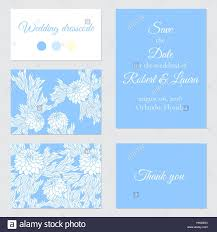 Greeting Cards For Invitation Set Of Vector Greeting Cards For Wedding Save The Date Elegant
