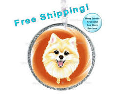 gift tree free shipping pomeranian pomeranian angel pomeranian dog angel dog