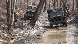 willys jeep off road wwii willys jeeps off road dirty turtle mud hill climbing