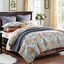 Bohemian Style Comforters Buy Crazy Mall Home Textile Boho Style Bedding Set Boho Duvet