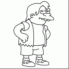 outstanding simpsons colouring pages family coloring with the