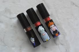 walgreens halloween makeup walgreens fall 2015 disney villians collection lipsticks review