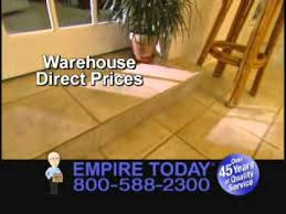 empire today flooring commercial may 8th 2006
