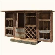 distressed wood bar cabinet distressed wood bar cabinet rustic reclaimed distressed wood
