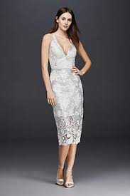 short u0026 tea length wedding dresses david u0027s bridal