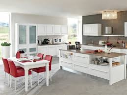 grand ilot de cuisine îlot central cuisine qui changera votre idée d aménagement