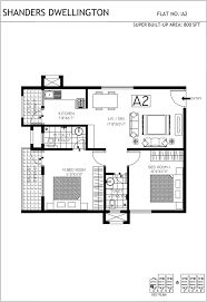 House Plans Under 800 Square Feet by House Plan For 800 Sq Ft In Kerala Arts