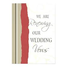 vow renewal invitations vow renewal invitations streams