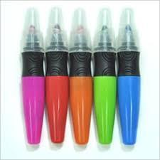 black edible marker your marker black