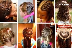cute girl hairstyles diy little girls hairstyles