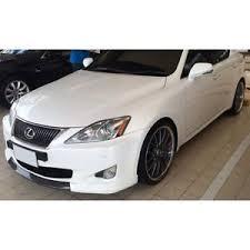 2010 lexus is250 2008 2009 2010 lexus is250 is350 front lip bumper spoiler carbon