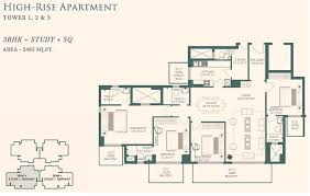 high rise apartment floor plans one indiabulls gurgaon residential projects in sector 104mobile view