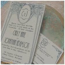 deco wedding invitations wedding invitation fresh etsy deco wedding invitations etsy