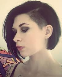 how do u cut shaved sides haircut pin by annie martin on hair pinterest shaved pixie side shave