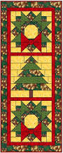 Free Christmas Tree Quilt Patterns This A Wall Hanging Made From The Two December Blocks Without The