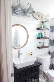 Nautical Bathroom Mirrors by 25 Bästa Nautical Bathroom Mirrors Idéerna På Pinterest