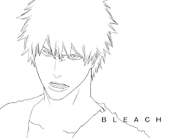 bleach coloring pages 15 pictures colorine net 5022