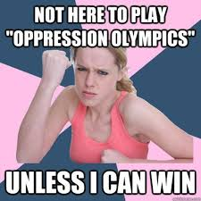 Curvy Girl Memes - image 855250 oppression olympics know your meme