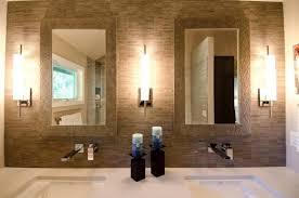 Modern Bathroom Wall Lights Extraordinary Bathroom Sconce Modern Wall Chandelier Sconces Light