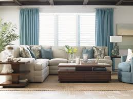 family room window treatments design house interior pictures
