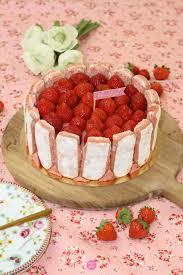 jeux de aux fraises cuisine gateaux n 4 03 votes aux fraises et biscuits roses grand jeu