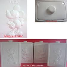 pink kitchen canister set disney mickey mouse kitchen canister set ceramic