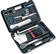 malette de cuisine professionnel malette de 24 couteaux professionnels bargoin au meilleur prix