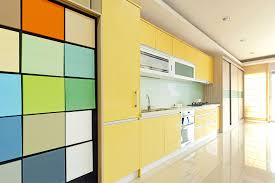 Colorful Kitchen Backsplash Magnificent 90 Yellow Kitchen 2017 Inspiration Of 9 Kitchen