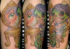 ascension tattoo jime litwalk ascension tattoo tattoos cartoon mirror mirror
