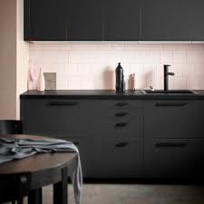 black kitchen cabinets ideas ikea black kitchen cabinets caruba info