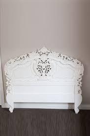 trend antique white queen headboard 80 for queen size headboard