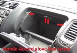 honda accord cabin air filter replacement honda accord cabin air filter location filterlocation com